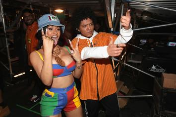 Bruno Mars Announces He's Going On Tour With Cardi B