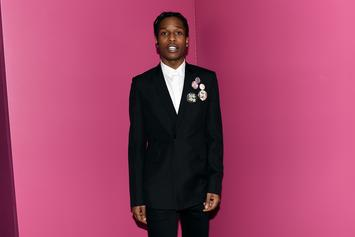 A$AP Rocky's Album Is Officially Finished