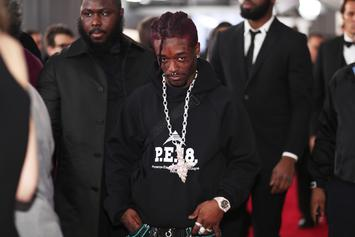 Lil Uzi Vert Had A $350,000 Chain Custom-Made For The Grammys