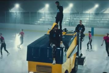 "Tory Lanez Rides A Zamboni In ""Miss You"" Video"