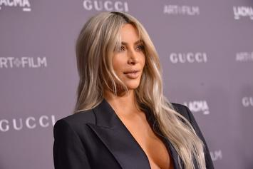 Kim Kardashian Shares Topless Photo Taken By 4-Year-Old Daughter, North