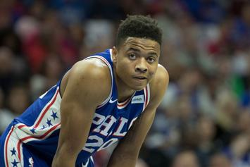 Sixers Say Markelle Fultz Might Miss Rest Of Season