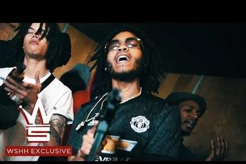 "BandGang Drop Off ""Act Like Us"" Video"