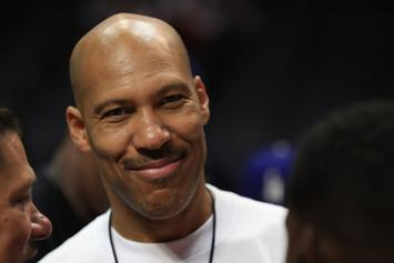 LaVar Ball: Lonzo Won't Re-Sign With Lakers If They Don't Sign His Bros