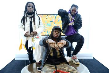 """Migos Highlight Their Rise To Stardom In New """"Culture"""" Documentary"""