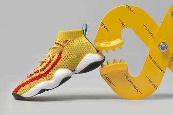 Pharrell x Adidas Crazy BYW Unveiled For NBA All-Star Weekend