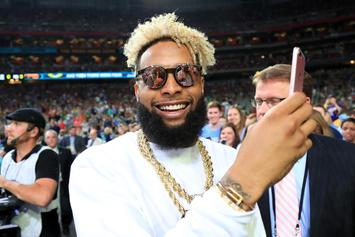 Odell Beckham Jr. Trolls Russell Westbrook & James Harden During All-Star Game