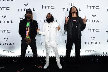 """Flatbush Zombies Announce """"See You In Hell"""" Tour With Nyck Caution & Kirk Knight"""