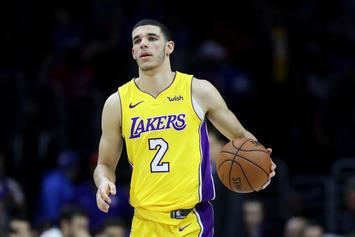 "Lonzo Ball On College Basketball: ""Everybody's Getting Paid"""