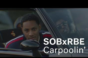 "SOBxRBE Follow Up Album with ""Carpoolin"" Video"