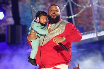 DJ Khaled's Dropping The First Single Off His Next Album This Week