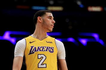 Lonzo Ball Names His Top-5 Rappers Right Now