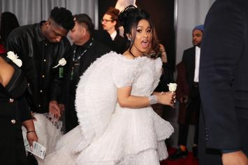"Cardi B's Debut Album Is On The Way, ""Be Patient"""