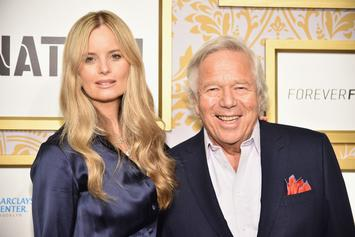 Patriots Owner Robert Kraft Is Not The Father Of Girlfriend's Baby: Report