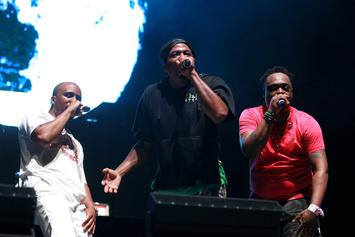 "A Tribe Called Quest Say A ""Major Announcement"" Is Coming Monday"
