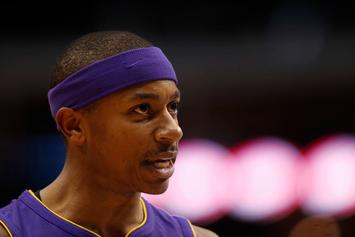 Isaiah Thomas & Rajon Rondo Ejected After On-Court Altercation