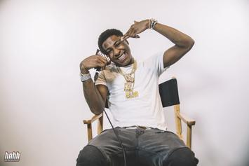 YoungBoy Never Broke Again Cops Chain With Young Thug's Likeness