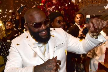 Rick Ross Flexes In His Return To Instagram