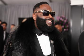 Rick Ross Is Back Home From The Hospital