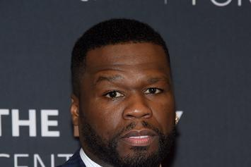"50 Cent Blasts The Golden Globes Over ""Power"" Snub"