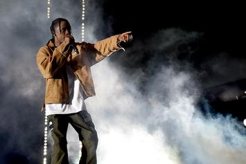 Travis Scott Is Reportedly Looking For New Management
