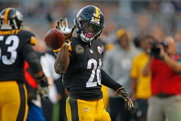 Steelers Franchise Tag Le'Veon Bell For Second Straight Year