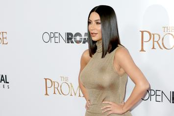Security Footage Surfaces Of Jewelery Thieves Robbing Kim Kardashian