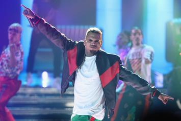Chris Brown Reportedly Being Investigated By Child Services Following Alleged Gun Charges