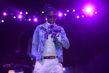 "Young Thug's ""JEFFERY"" Enters Billboard Chart At No. 8"