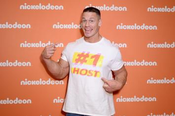 John Cena Channels His Inner Teenage Girl On Tonight Show