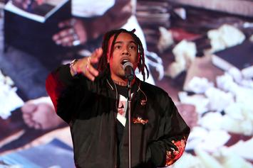 "Vic Mensa Pulls Out Of Detroit Show Following Venue's Anti-""Black Lives Matter"" Tweets"