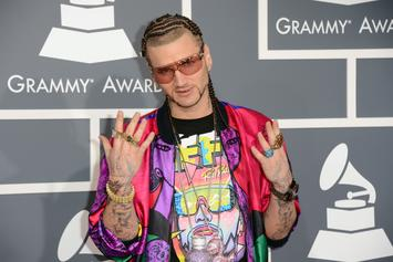 "RiFF RAFF Is Making A Country Album Called ""Truck Stuff & Butterscotch Butts"""