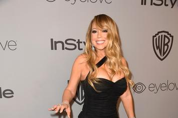 """Mariah Carey Says She's Been """"Screwed"""" Out Of Grammys, Calls Her Current Wins """"Cute"""""""