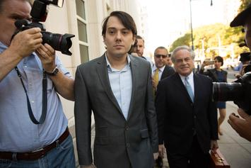 Martin Shkreli Sentenced To 7 Years In Federal Prison