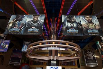 """Black Panther"" Closes Out Fourth Straight Weekend at No. 1"