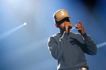 "Chance The Rapper's ""Coloring Book"" Charts At No. 8 On Billboard 200"