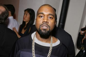 """Looks Like Kanye West Shot The """"Father Stretch May Hands, Pt. 2"""" Video On The Set Of """"Panda"""""""