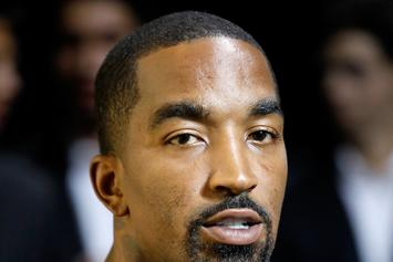 JR Smith Announces Daughter Has Been Released From NICU