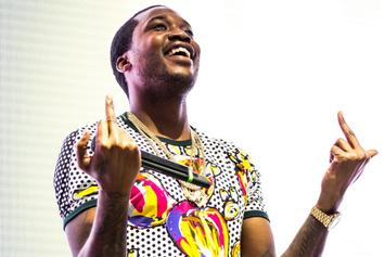 Meek Mill Previews Collaborations With Chris Brown & Rick Ross