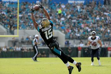WR Allen Robinson Signing With Chicago Bears: Report
