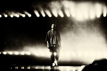 """Kanye West Debuts New Song, Performs """"Pop Style"""" For First Time"""