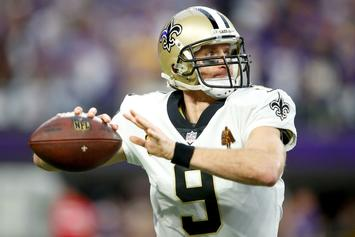 Drew Brees, New Orleans Saints Reportedly Agree To $50M Deal