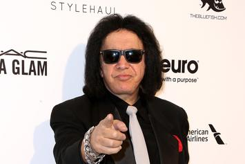 "Kiss Bassist Gene Simmons: ""I Am Looking Forward To The Death Of Rap"""