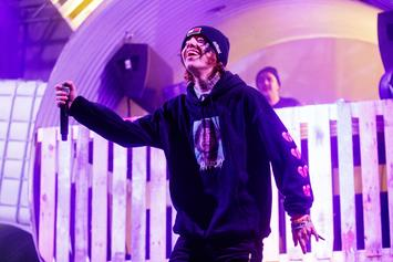 Lil Xan Laughs Off Claims He's Banned From Hip-Hop