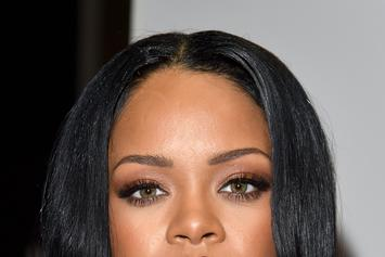 """Rihanna Reportedly Had A """"Meltdown"""" During Grammy Rehearsal"""