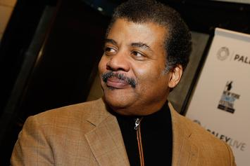 """Neil deGrasse Tyson's Nephew Released A B.o.B Diss Track Over """"Back To Back"""""""
