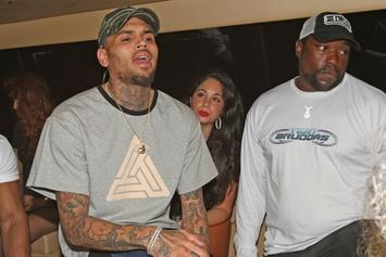 Chris Brown Won't Face Charges In Las Vegas Battery Case