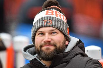 Cleveland Browns' Joe Thomas Announces Retirement