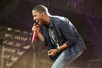 "Kid Cudi Reveals Trippy ""Speedin' Bullet 2 Heaven"" Artwork"
