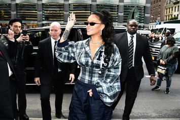 Rihanna's Snapchat Response Leads To CEO's Net Worth Dropping $150 Million